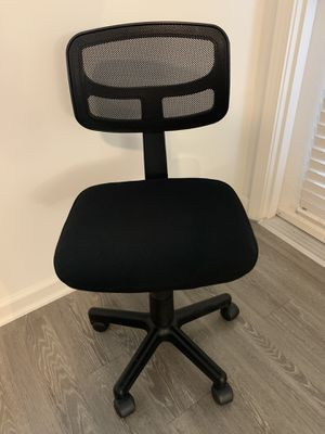 Black Office chair for Sale in Kissimmee, FL