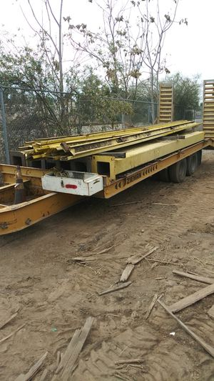 Equipment trailer for Sale in Los Angeles, CA