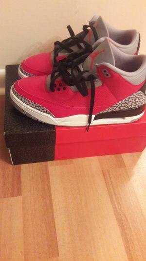 Jordan retro 3 fire red size 9.5 for Sale in Philadelphia, PA