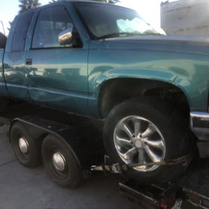 1989 Chevy Silverado Parting Out for Sale in San Jose, CA