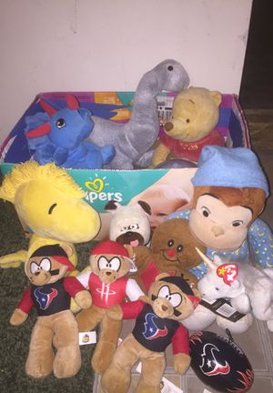 Teddy Bears & Animals for Sale in Houston, TX