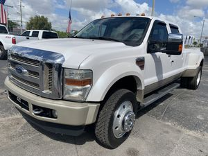 Ford F450 Super Duty 2008 for Sale in Miami, FL