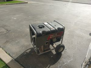 Briggs and Stratton 5500 Generator for Sale in Salt Lake City, UT