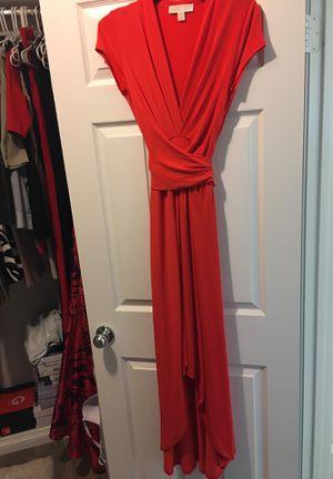 Michael Kors maxi dress size0 for Sale in Corona, CA
