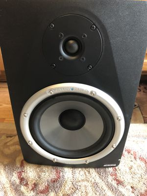 M-AUDIO studiophile BX8 speaker for Sale in Trotwood, OH