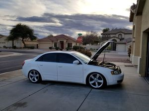 2002 Audi, trade. Make offers, 2nd amendment welcome for Sale in Phoenix, AZ
