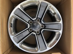 Jeep Wrangler brand new 2020 wheels (5) for Sale in North Chicago, IL