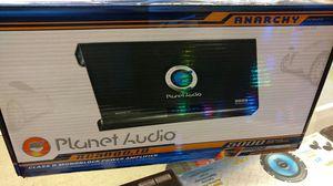 Planet audio 5000 watts amplifier for Sale in Houston, TX