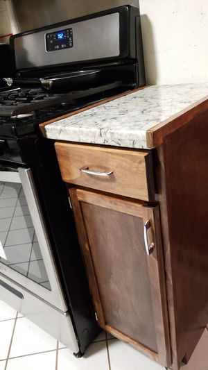 New cabinet for kitchen for sale for Sale in San Bernardino, CA