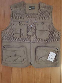 New Flygo Fishing Vest for Sale in La Habra,  CA