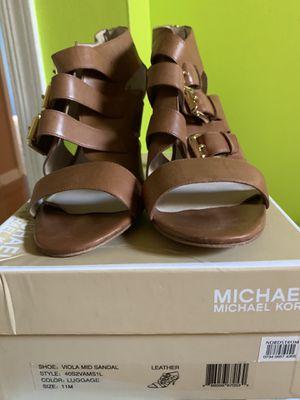 Michael Kors sandal for Sale in East Brunswick, NJ