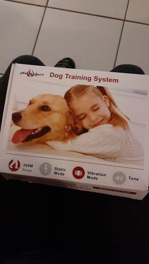 Dog Training Collar Shock Collar for Sale in Miami, FL