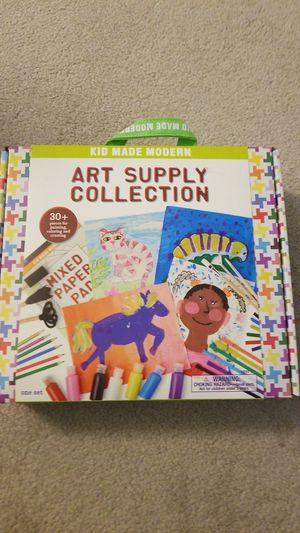 Kid Made Modern Art Supply Collection for Sale in Herndon, VA