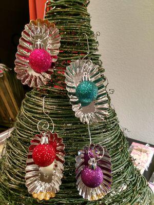 Swedish tart tin Christmas ornaments for Sale in Federal Way, WA