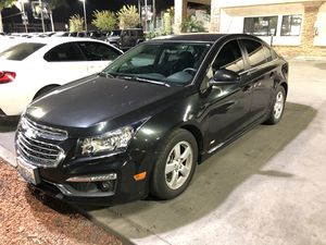 2015 Chevy Cruze LT (Rally Sport Edition; 50,370 miles) for Sale in Chino, CA