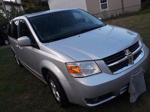2008 Dodge Grand Caravan 3.8 engine electric power windows lectra doors new a lot of parts for Sale in Columbus, OH