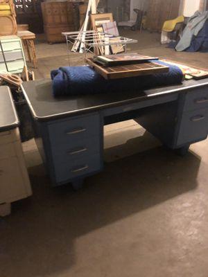 Tanker steel Desk for Sale in Glenview, IL