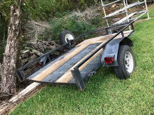 7x10 Utility Trailer for Sale in Baytown, TX