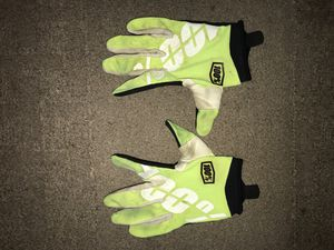 Ride 100% Percent Gloves for Sale in Lake Elsinore, CA