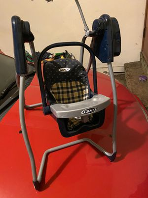 Doll swing set for Sale in Akron, OH