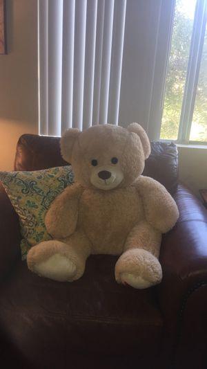 Big teddy bear for Sale in Palos Verdes Estates, CA