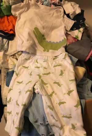 Part 6 baby clothes for Sale in Dallas, TX