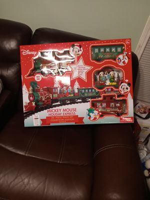 Mickey mouse holiday express for Sale in Austell, GA