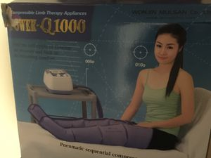 Massage Health Phys Therapy Rehab Device goes for $300 on eBay. Make an offer! for Sale in Brooklyn, NY