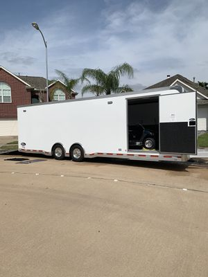 2019 ATC 405 package 28 ft. Race car hauler for Sale in Pearland, TX