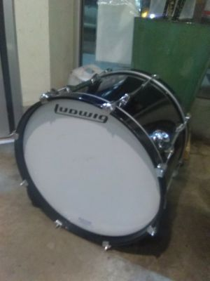 ** Ludwig bass drum 🥁 ** for Sale in San Francisco, CA