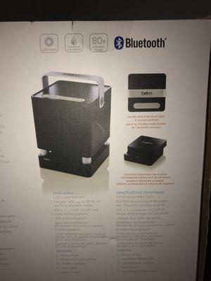 Party Block Extended Range Wireless Bluetooth Speaker for Sale in Glendale, CA