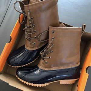 Duck Rain Boots - Size 9 for Sale in Atlanta, GA