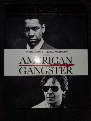 *NEW* American Gangster 4K UHD/HDR BluRay for Sale in Spring, TX