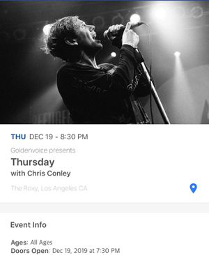Thursday at The Roxy for Sale in Garden Grove, CA