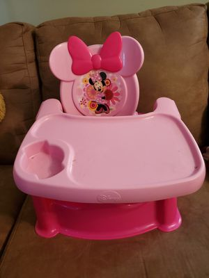 Portable Minnie Mouse Booster Seat for Sale in Maple Heights, OH