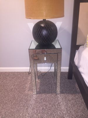 2 Matching Mirrored Side Tables/Night Stands for Sale in Atlanta, GA