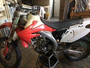 2008 Honda CRF450 X. Dirt bike for Sale in Buellton, CA