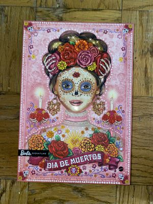 Brand New Barbie Dia De Los Muertos Doll Day of The Dead DOTD 2020 for Sale in Queens, NY