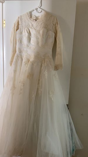 Custom made wedding dress for Sale in Los Angeles, CA
