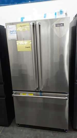 Viking french door refrigerator for Sale in Phillips Ranch, CA