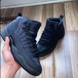 Jordan 12 Retro Winter Black for Sale in IL, US