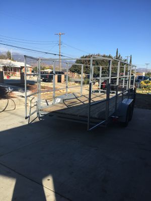 Utility Trailer 16Ft for Sale in Banning, CA