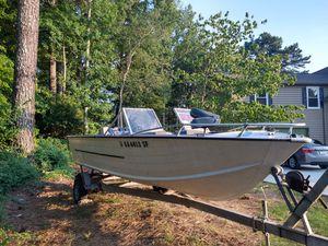 Aluminum boat 1973 for Sale in Woodstock, GA