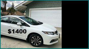 Price$1400 Honda Civic EXL for Sale in West Sacramento, CA