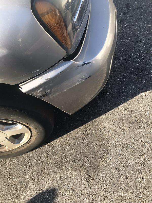 Chevy Trailblazer 03