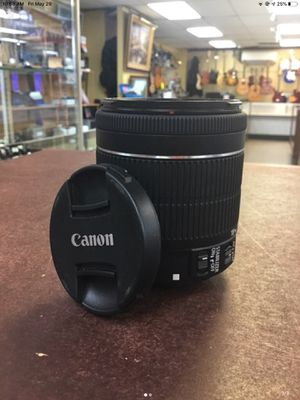 Canon macro lens for Sale in Bakersfield, CA