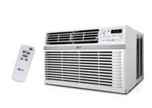 LG LW1016ER 15000 BTU WINDOW AC W REMOTE ⭐ FIRM PRICE⭐ for Sale in Glendale, CA