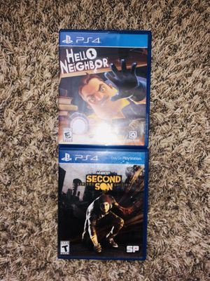 PS4 Video Games for Sale in Denver, CO