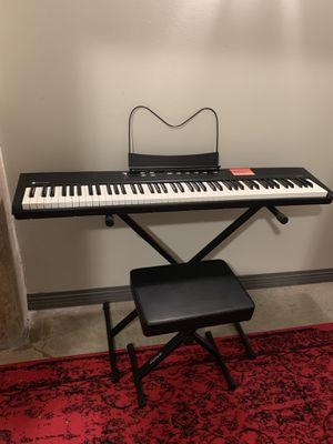 Digital Keyboard Piano for Sale in Dallas, TX