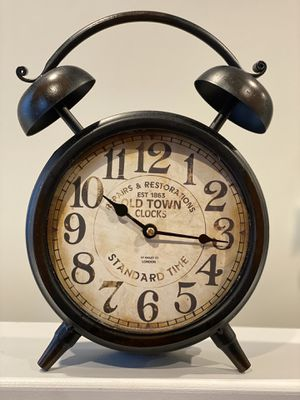 Decorative Antique Clock for Sale in New York, NY